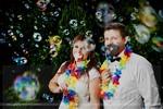 bańki mydlane - atrakcje weselne